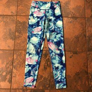 Excellent leggings size medium 7/8